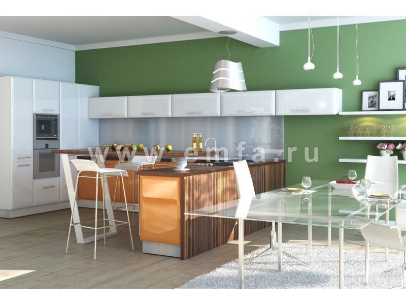 Кухонный гарнитур угловой PREMIERA