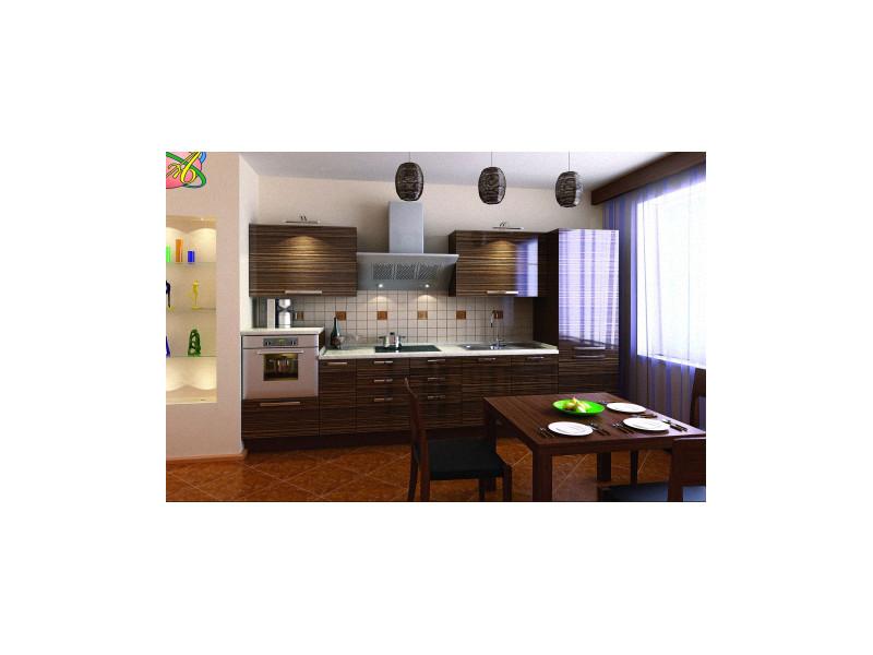 Кухонный гарнитур прямой Нео 2