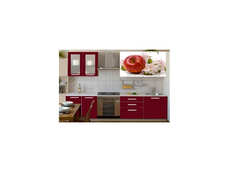 Кухня прямая Мария 25