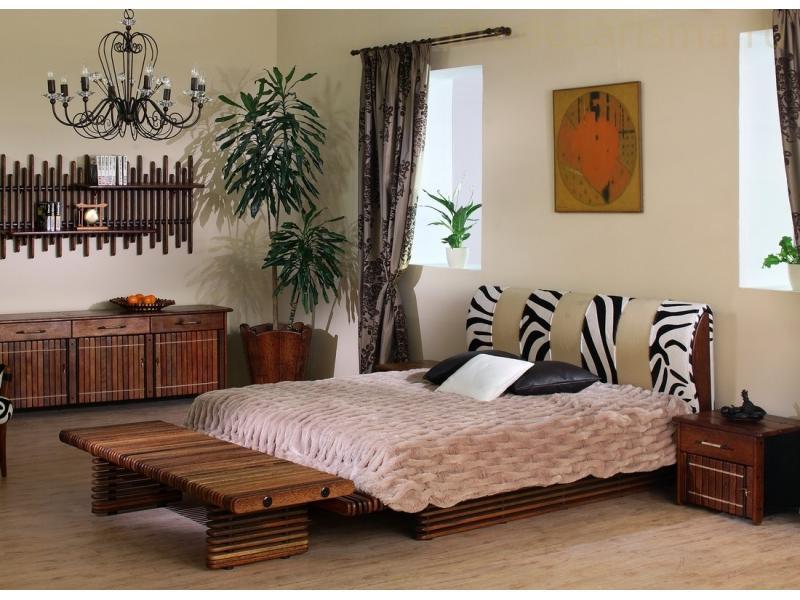 Элитная авторская кровать YASAVA