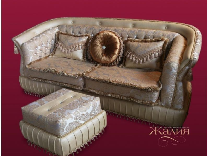 диван прямой Султан
