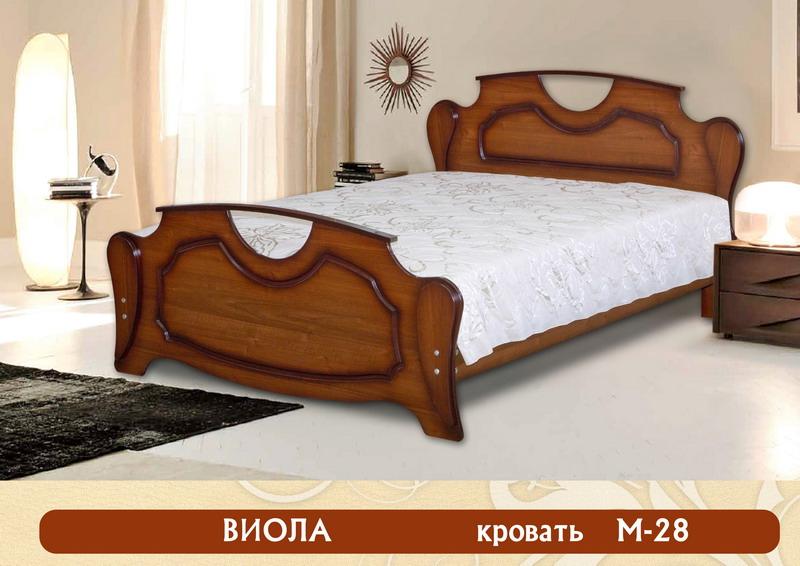 кровать «Виола М-28»