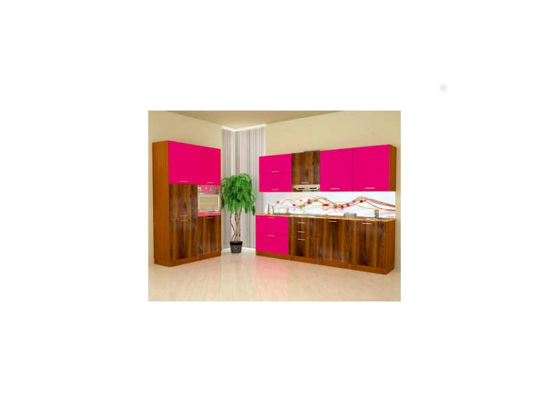 Кухонный гарнитур угловой Мария 9