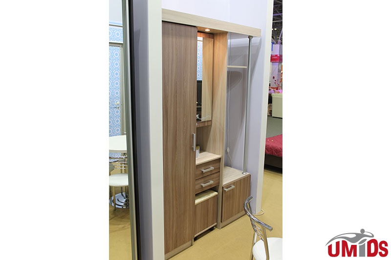 Мебельная выставка Краснодар: Прихожая Дебют 5
