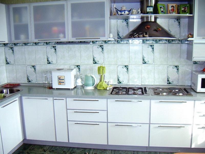 Кухня угловая 06