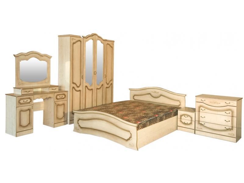 Спальный гарнитур Алёна