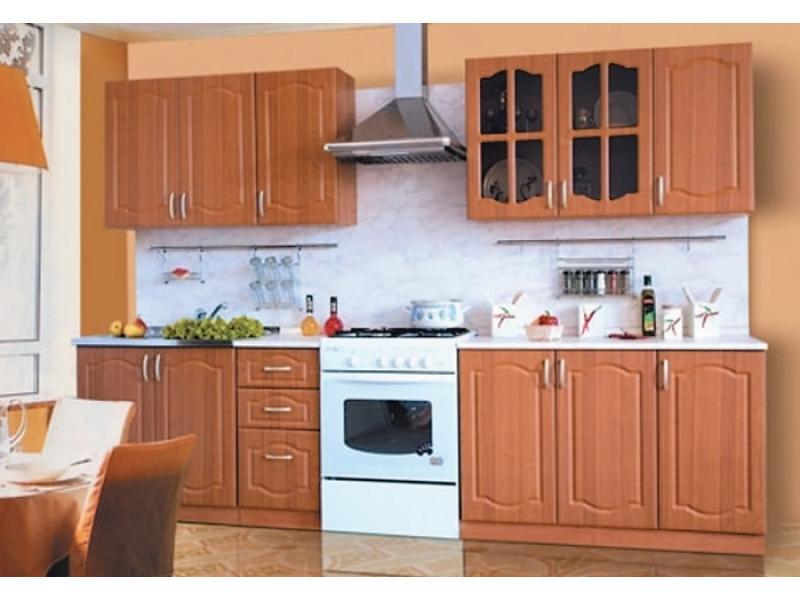 Кухонный гарнитур прямой Класс-3