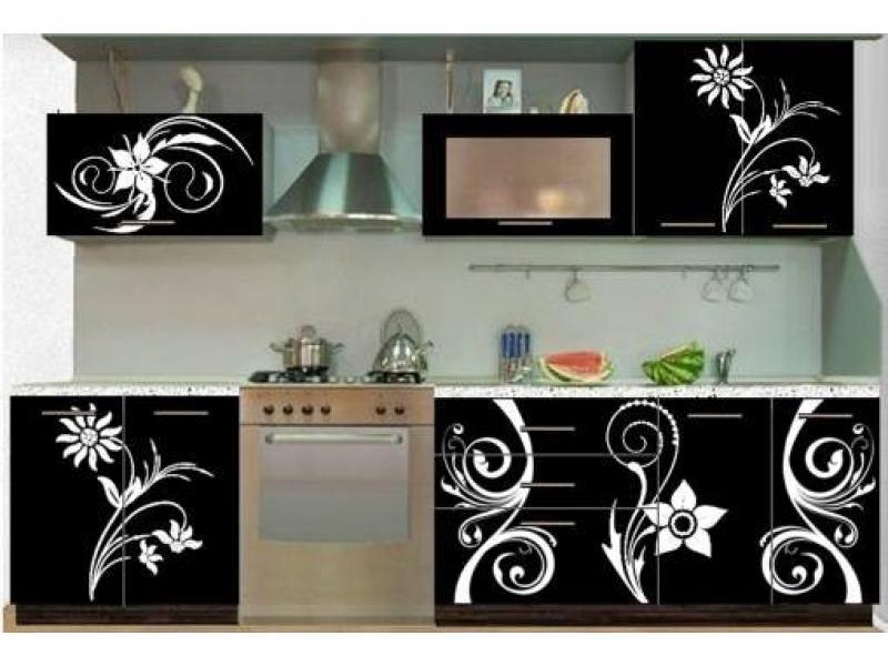 Кухня Орхидея-16 фотопечать