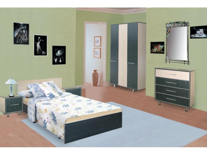 спальный гарнитур Модерн набор 1