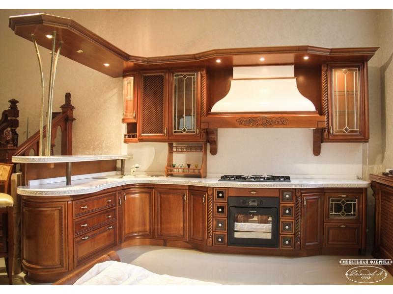 Кухонный гарнитур угловой Грация