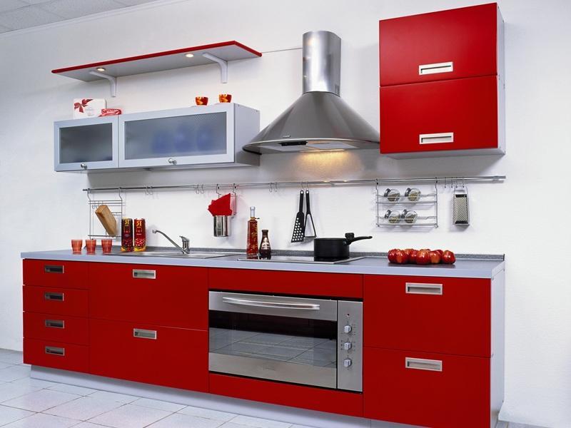 Кухонный гарнитур прямой Стелла 8