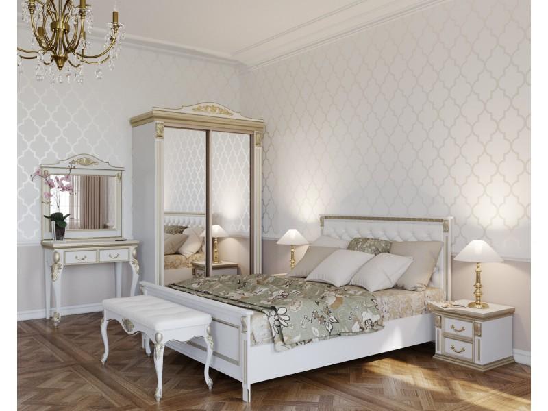 Деревянная мебель из массива для Спальни Александрия - 1