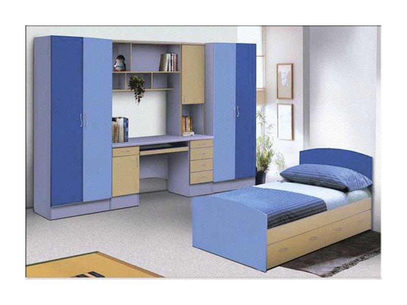 Купить мебель для детской детская мебель гармония - 2 с дост.