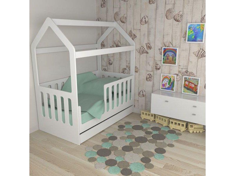Кровать домик волжск