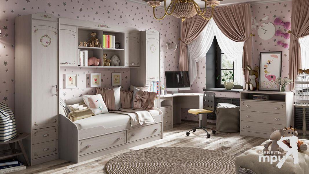 Детская мебель Ариэль 1