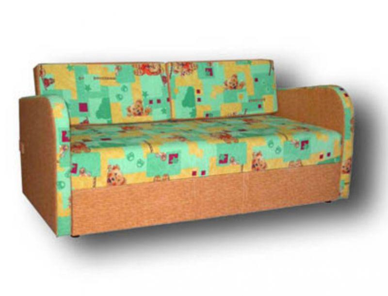 Детский диван-кровать Антошка 2
