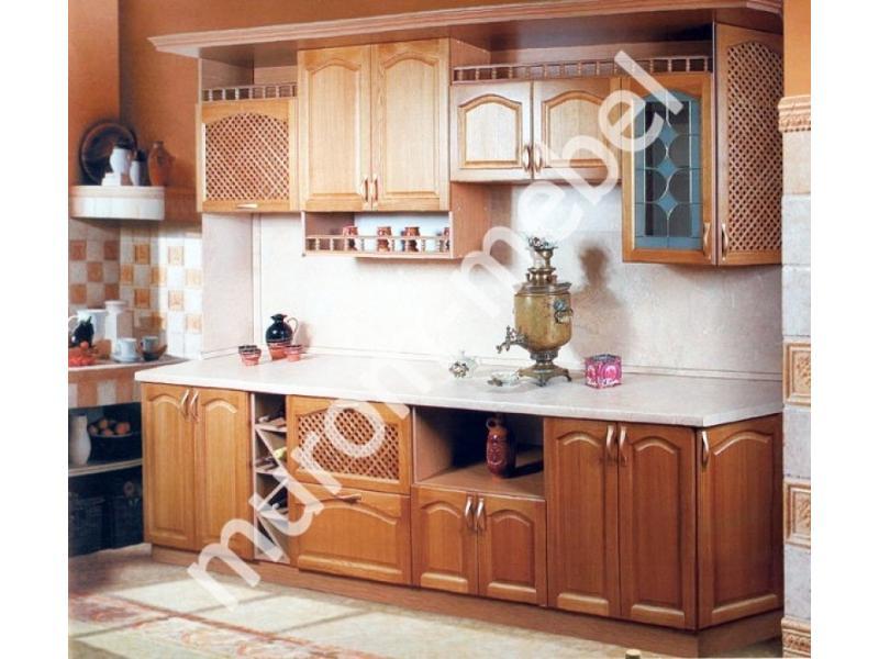 Кухонный гарнитур прямой Венера