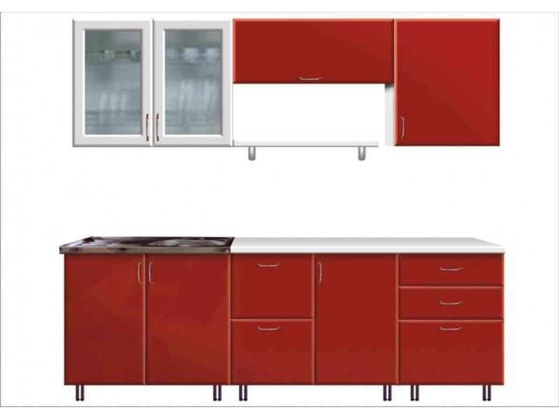 Кухня Тифани-1 МДФ