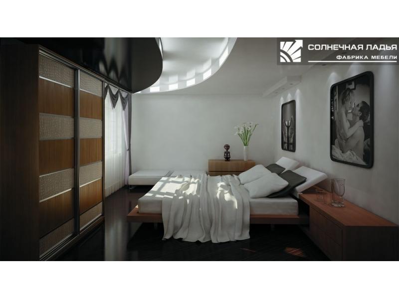 Шкаф - купе для спальни 7