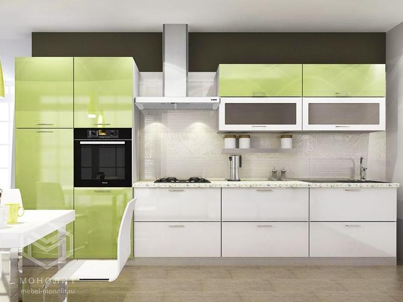 Кухонный гарнитур прямой Даниелла 1