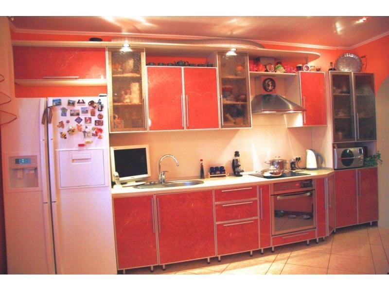 Кухня прямая 13
