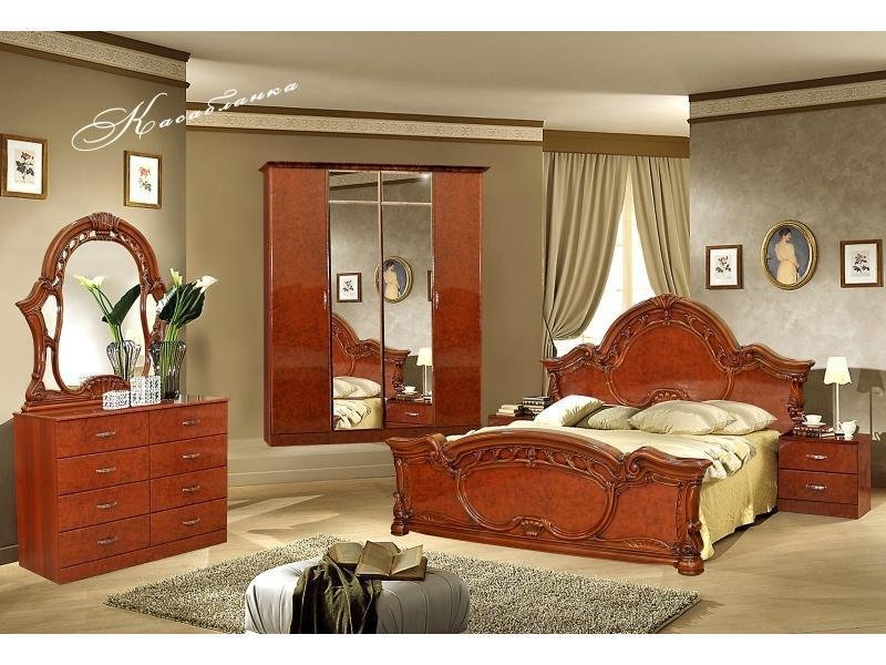 Спальня Касабланка