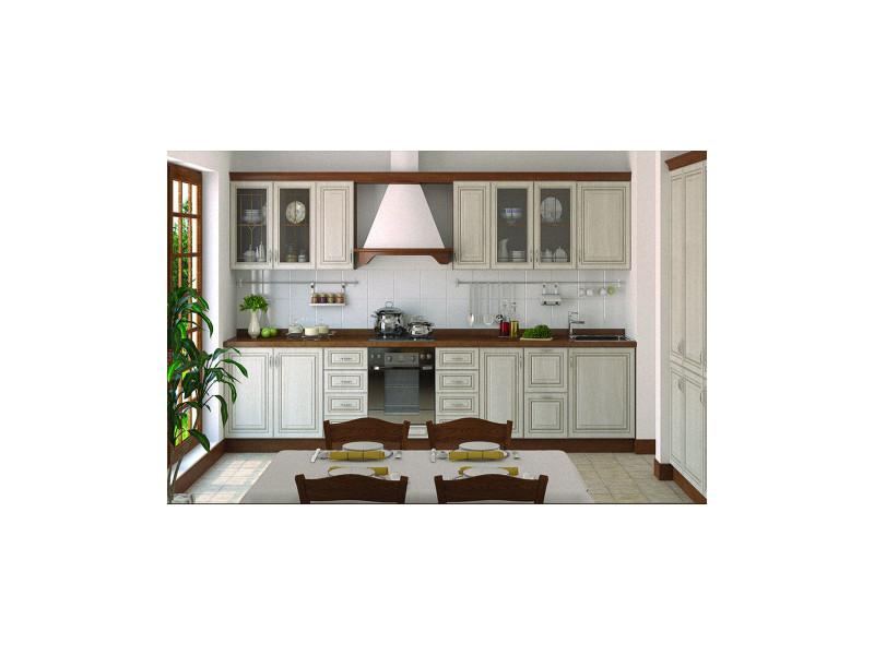 Кухонный гарнитур прямой Мишзль