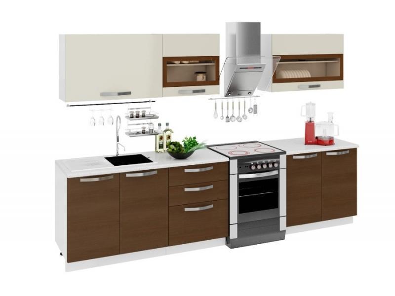 Кухня Капучино 3 МДФ