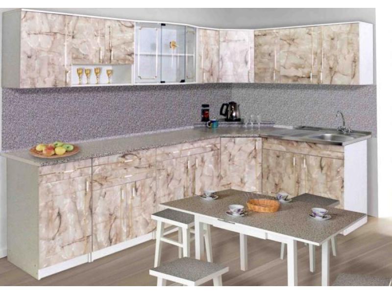 Кухонный гарнитур угловой Оникс