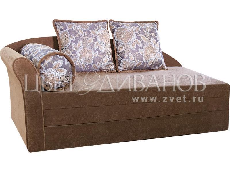 Прямой диван Андора выкатной