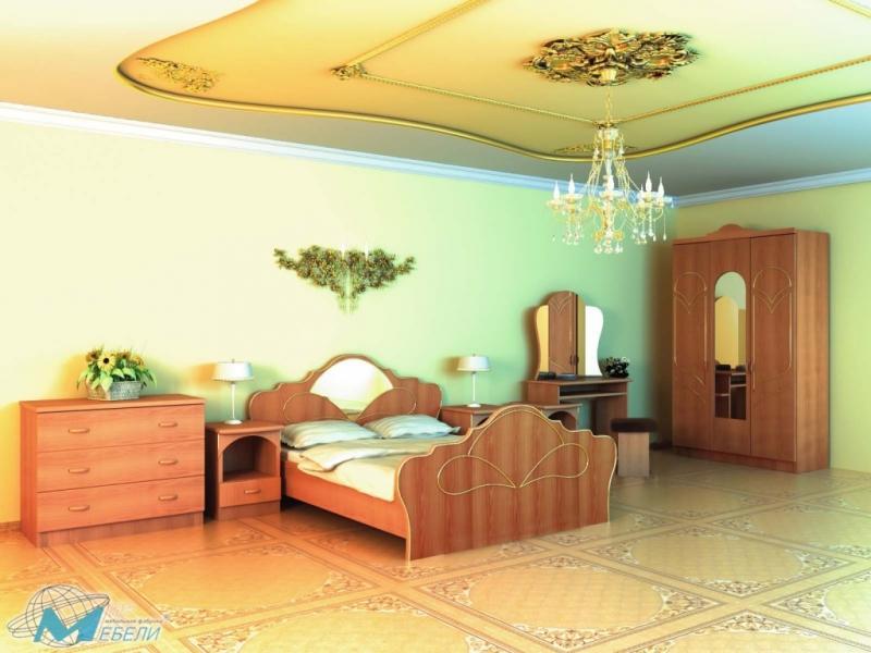 Спальный гарнитур Елена
