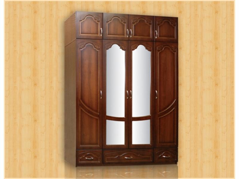 Шкаф 4-дверный