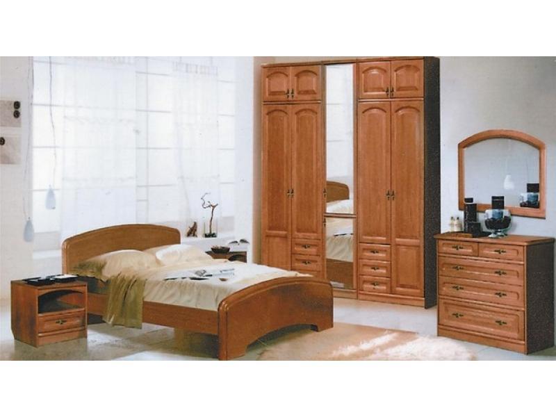 Спальный гарнитур «Анастасия»