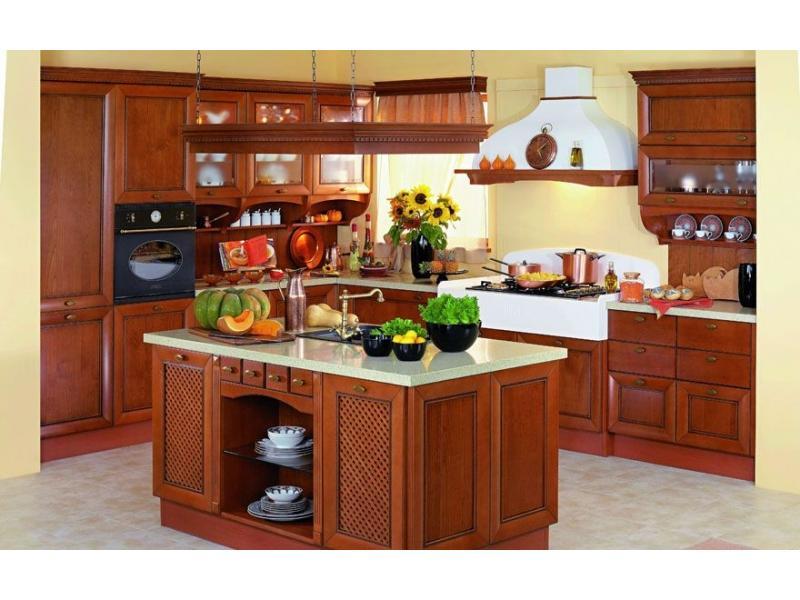 Кухня угловая «Амбра»