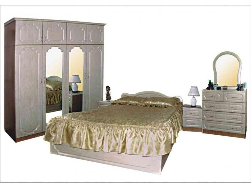 Спальня Яна МДФ