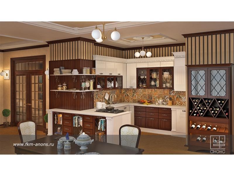 Кухня угловая «Каира»
