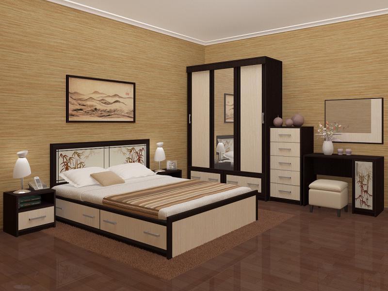 Спальный гарнитур «Мальта»