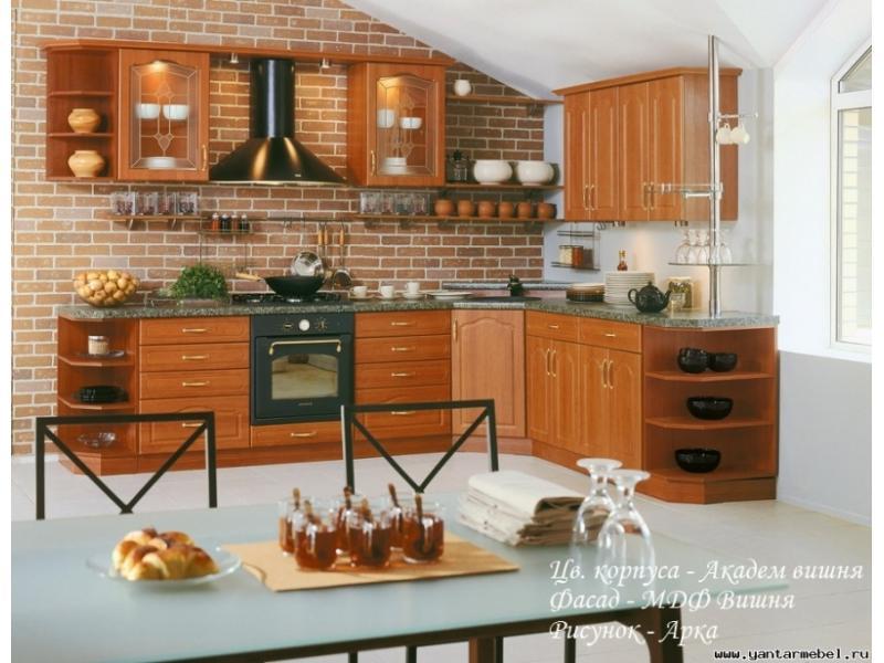 Кухня Натурель