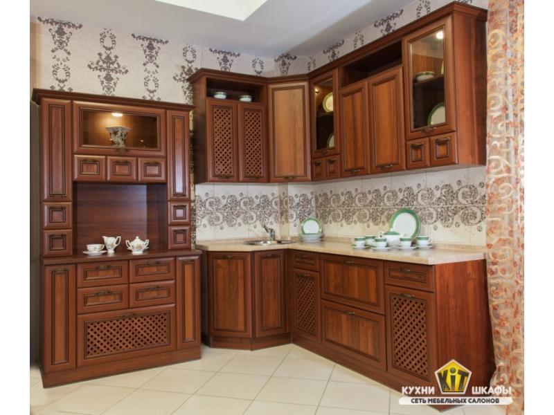 Кухня Николь Орех