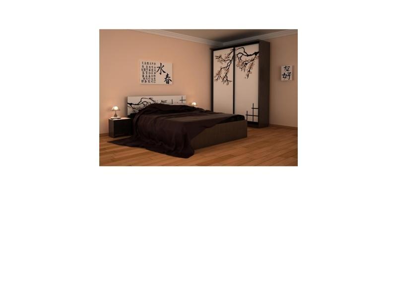 Спальный гарнитур Инь-янь