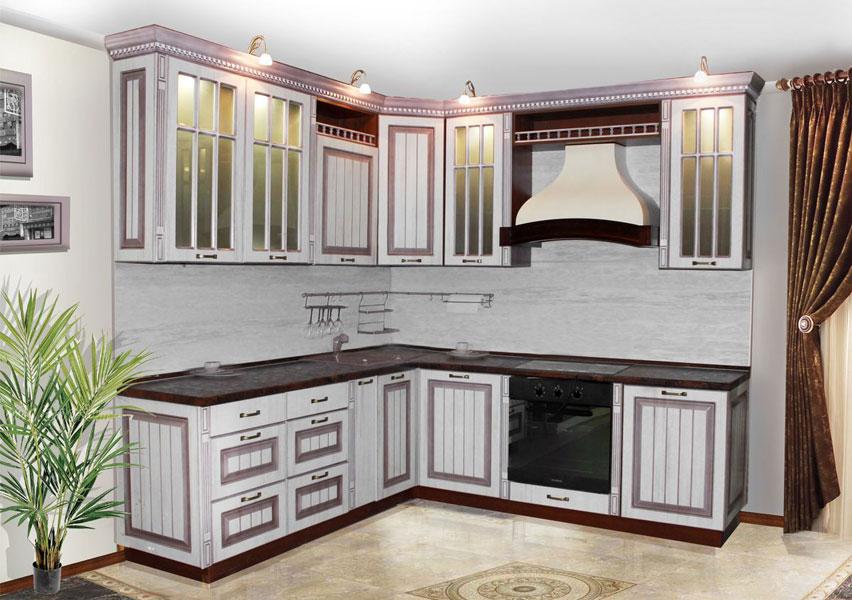 Кухня угловая «Даниэлла»