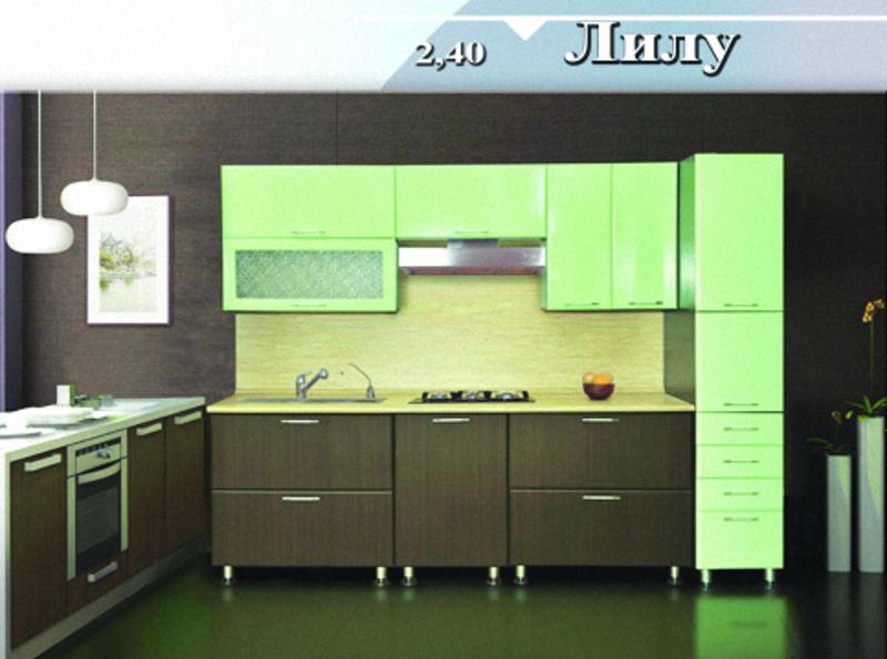 кухня прямая «Лилу»