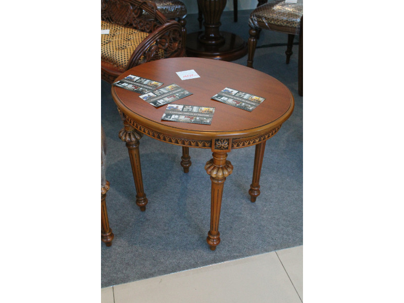 Мебельная выставка Сочи: стол журнальный