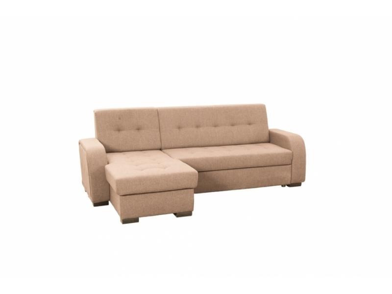 Угловой диван Подиум с оттоманкой