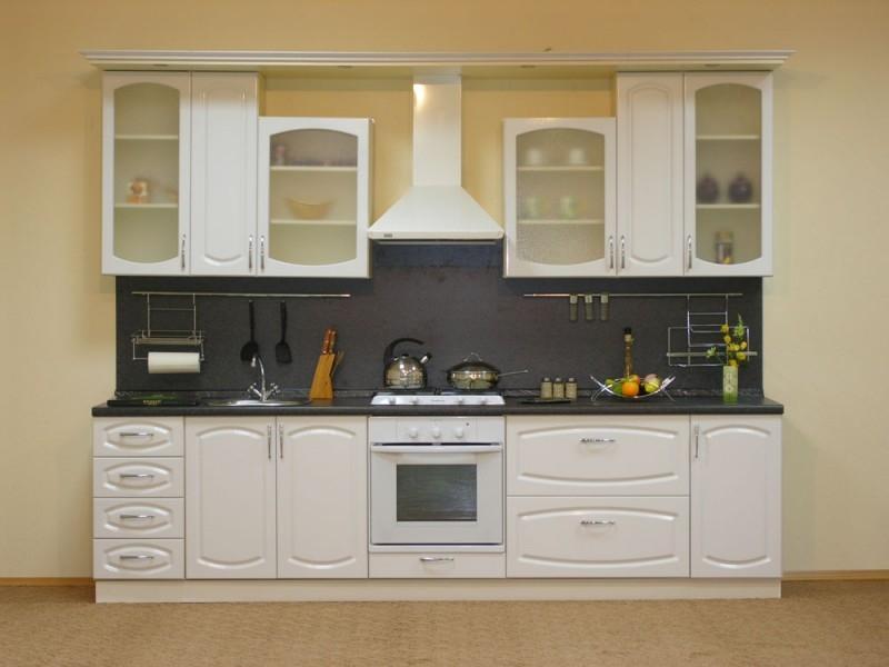 Кухонный гарнитур прямой 46