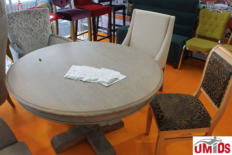 Мебельная выставка Краснодар: Стол