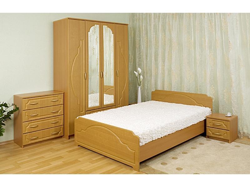 Спальный гарнитур Люция