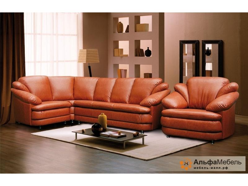 диван угловой Альфа 26 французская