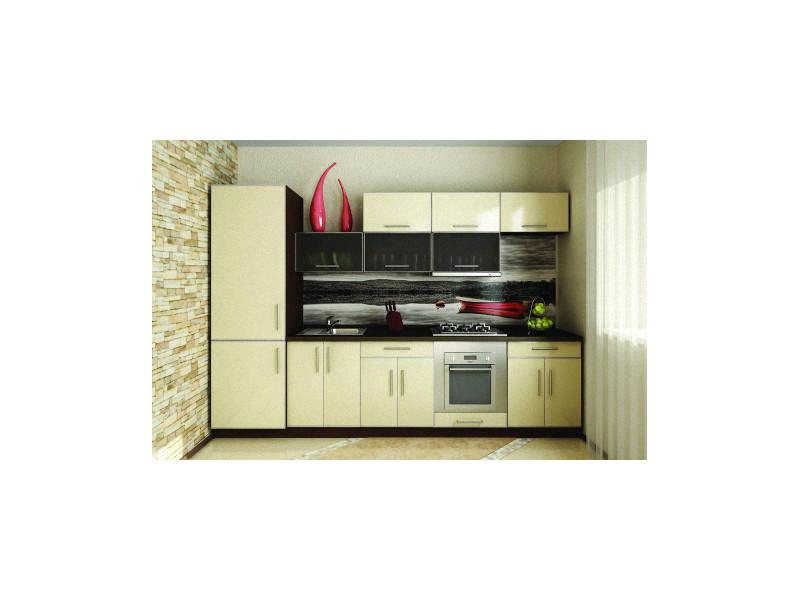 Кухонный гарнитур прямой Ханна