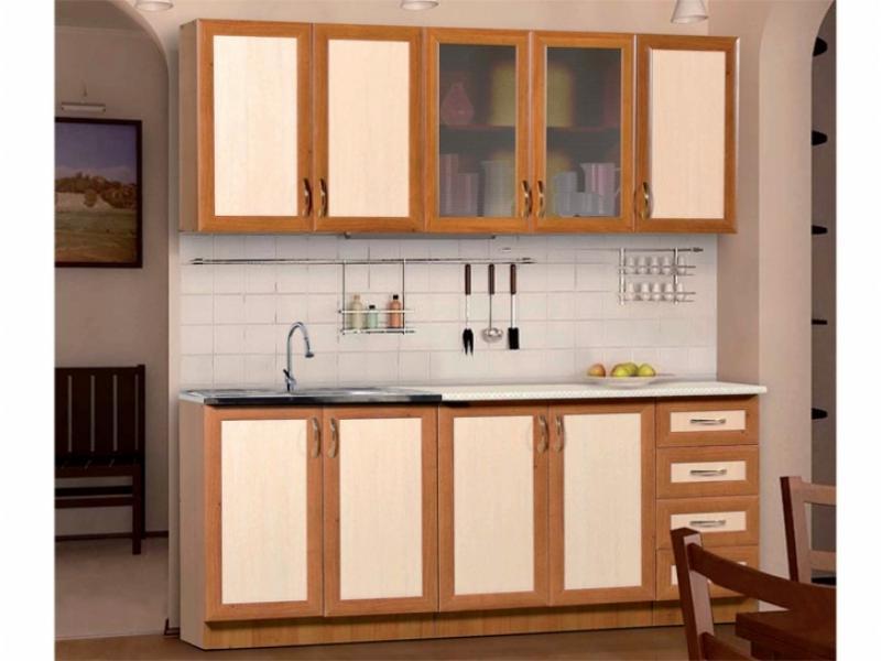 Кухня Каприз 2,0м 1,6м